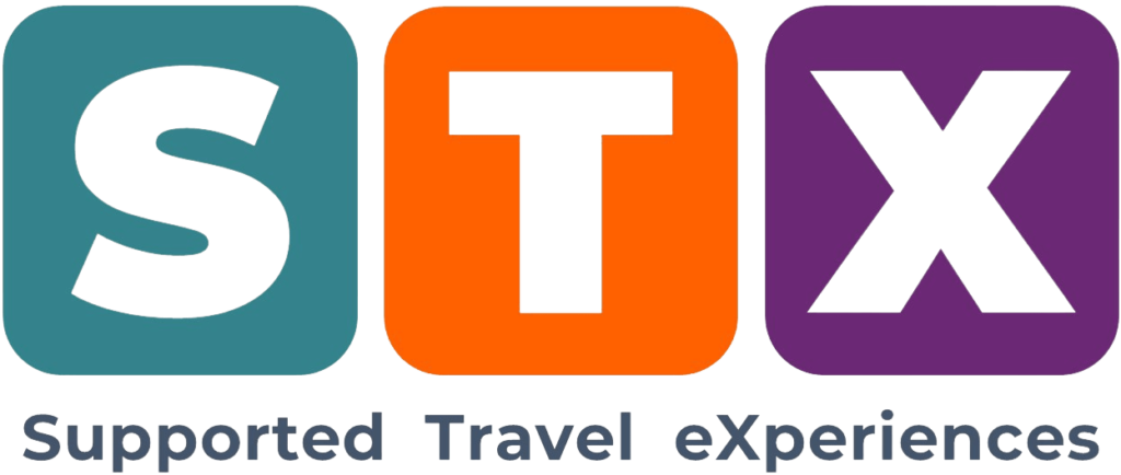 Supported travel experiences logo